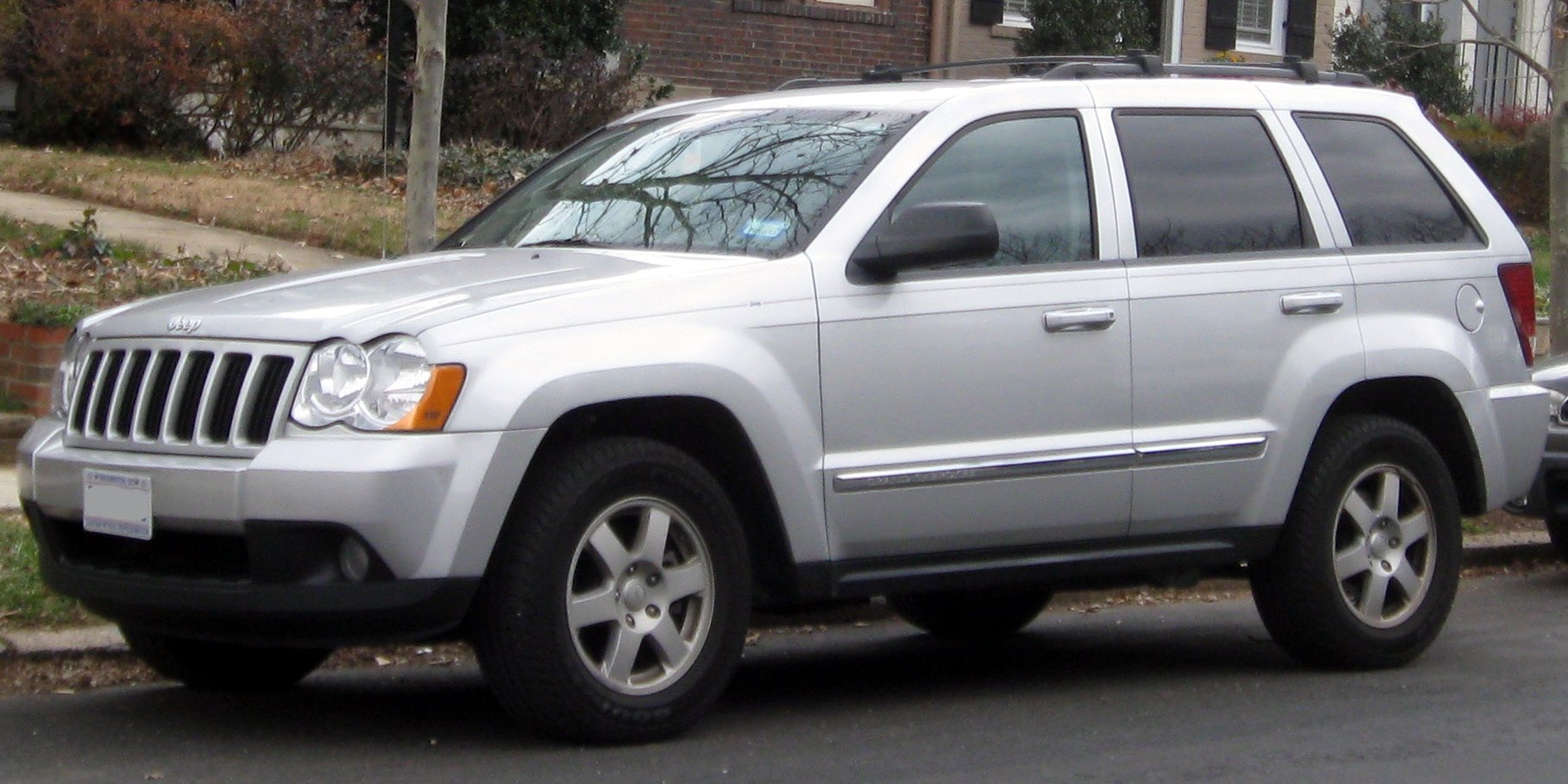 2012 Jeep Grand Cherokee Wk Pictures Information And