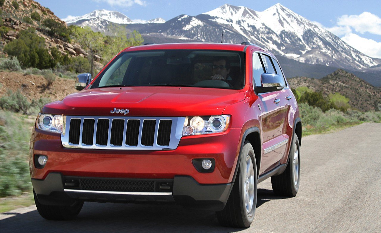 2011 jeep grand cherokee wl pictures information and specs auto. Black Bedroom Furniture Sets. Home Design Ideas