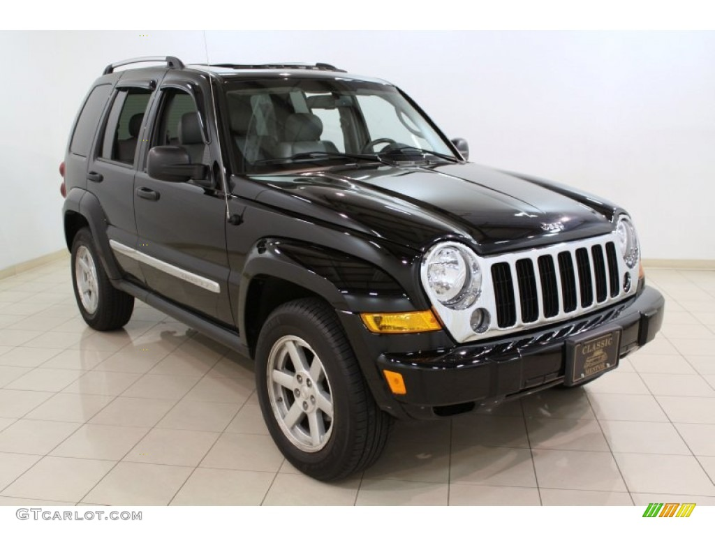 2007 jeep liberty ii pictures information and specs auto. Black Bedroom Furniture Sets. Home Design Ideas