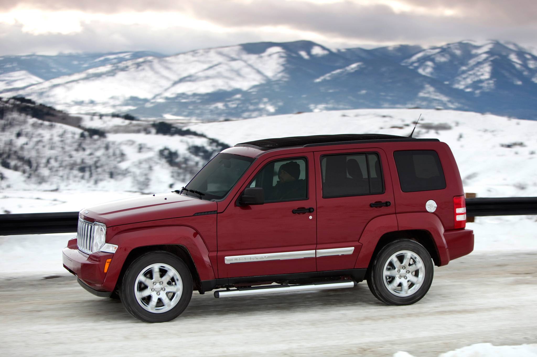 2014 Jeep Liberty ii – pictures information and specs Auto
