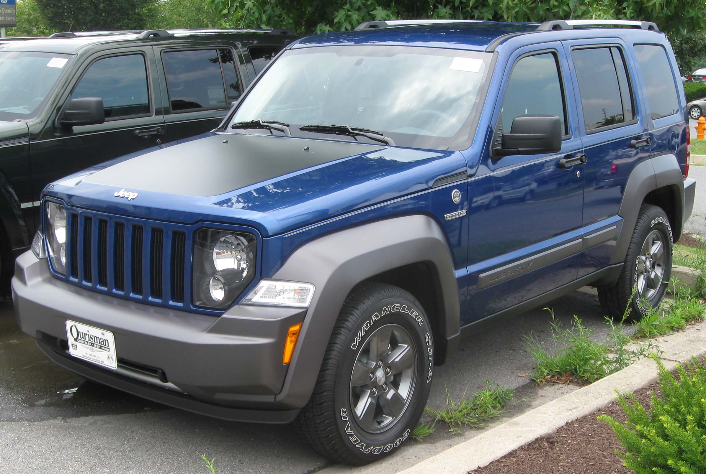 jeep liberty images