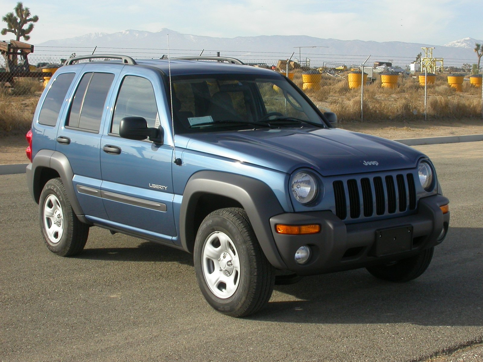 jeep liberty pictures #7