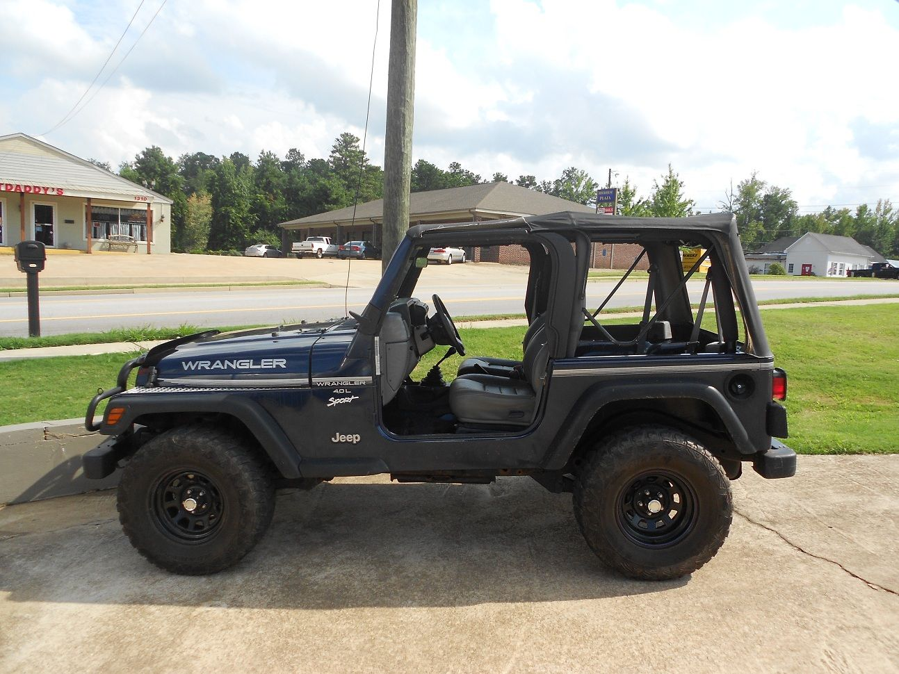 1997 Jeep Wrangler ii (tj) – pictures, information and ...