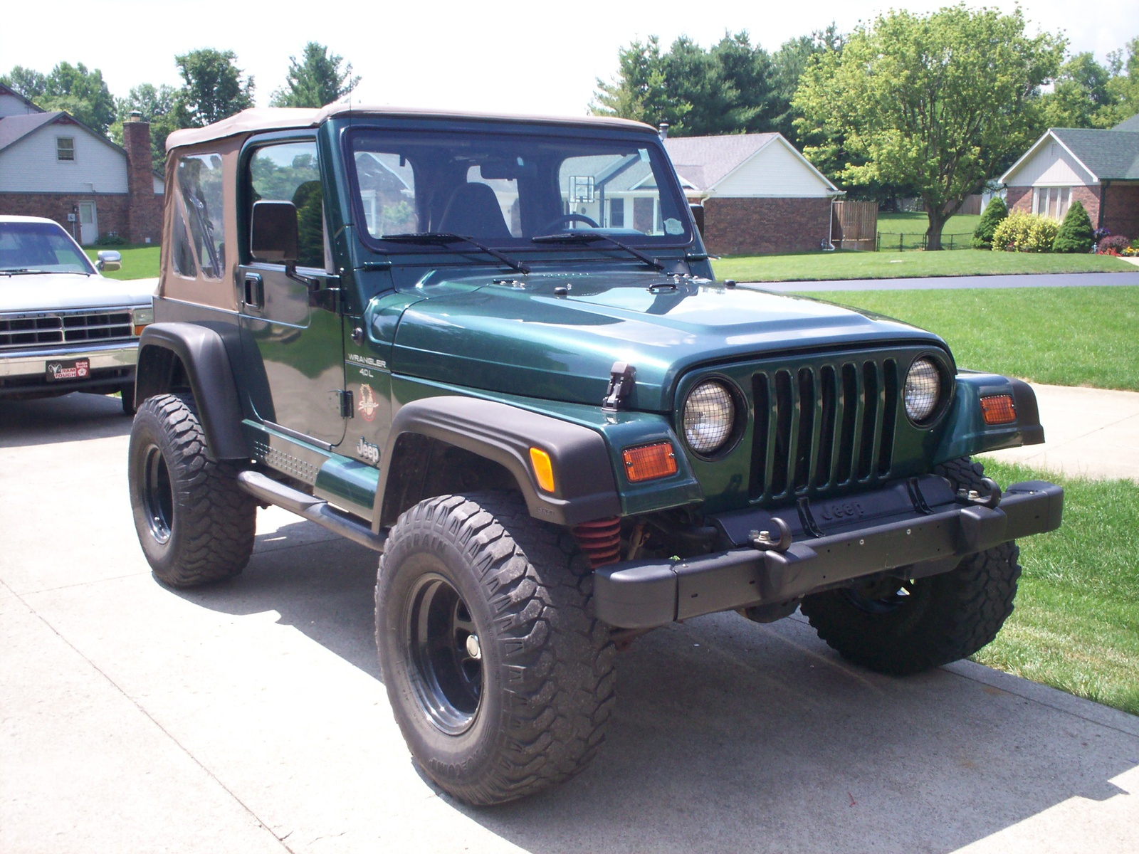 2000 jeep wrangler ii tj pictures information and specs auto. Black Bedroom Furniture Sets. Home Design Ideas