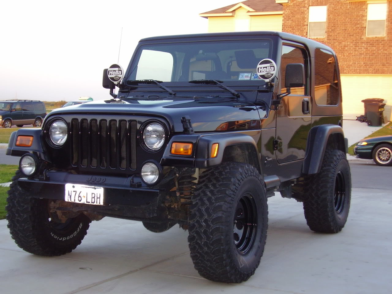 2002 jeep wrangler ii tj pictures information and. Black Bedroom Furniture Sets. Home Design Ideas