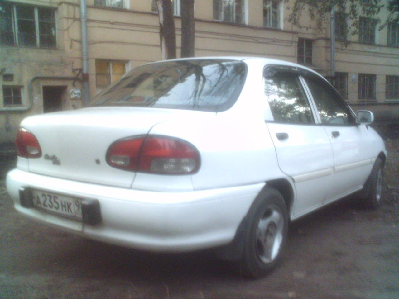 1998 kia avella – pictures, information and specs - auto-database