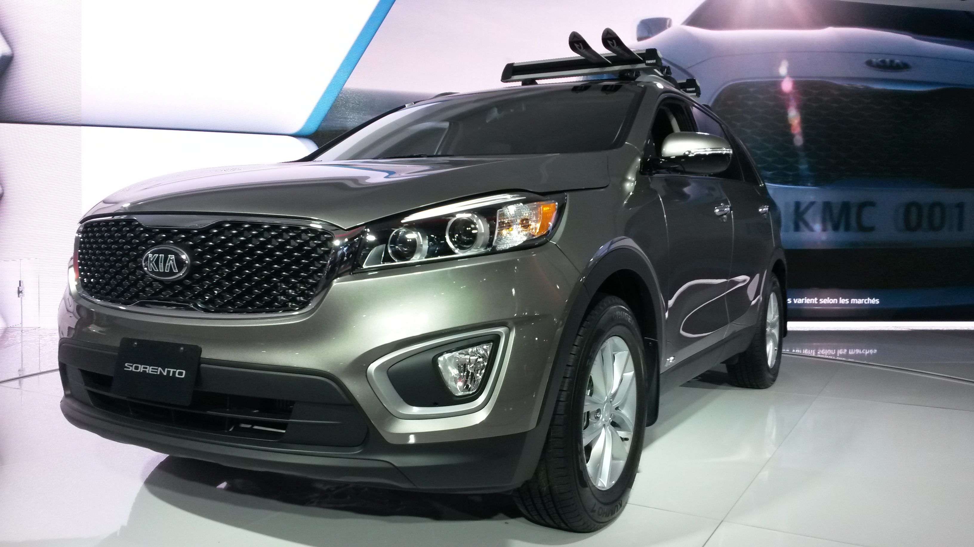 2016 Kia Carnival ii – pictures, information and specs ...