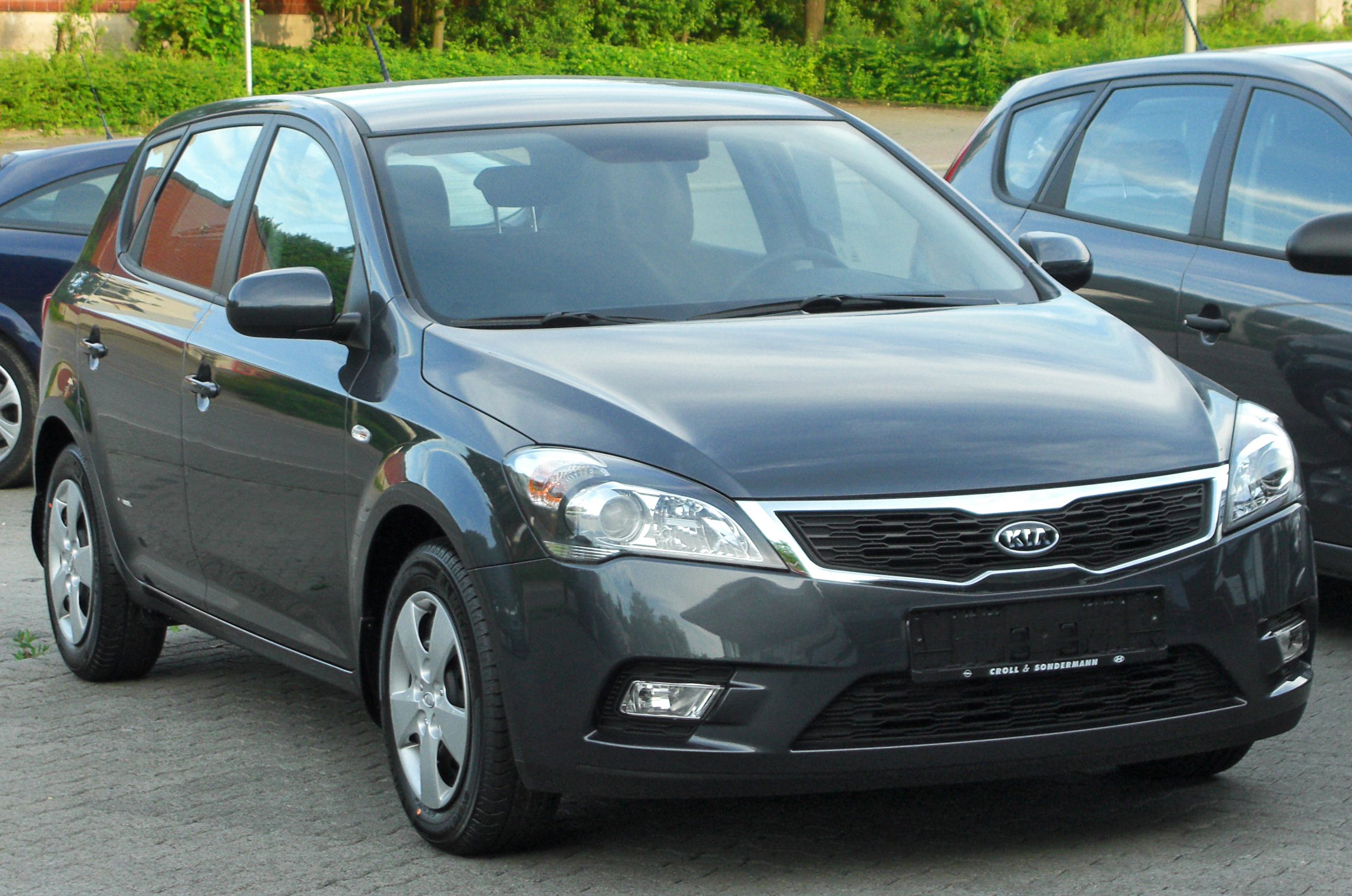 2009 kia ceed pictures information and specs auto. Black Bedroom Furniture Sets. Home Design Ideas