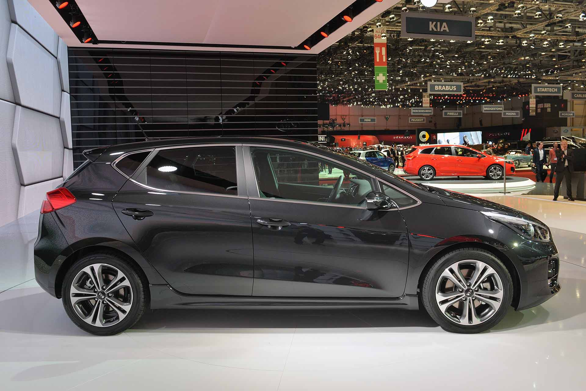 2016 kia ceed ii pictures information and specs auto. Black Bedroom Furniture Sets. Home Design Ideas