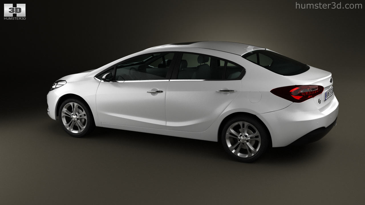 2014 Kia Cerato Iii Pictures Information And Specs