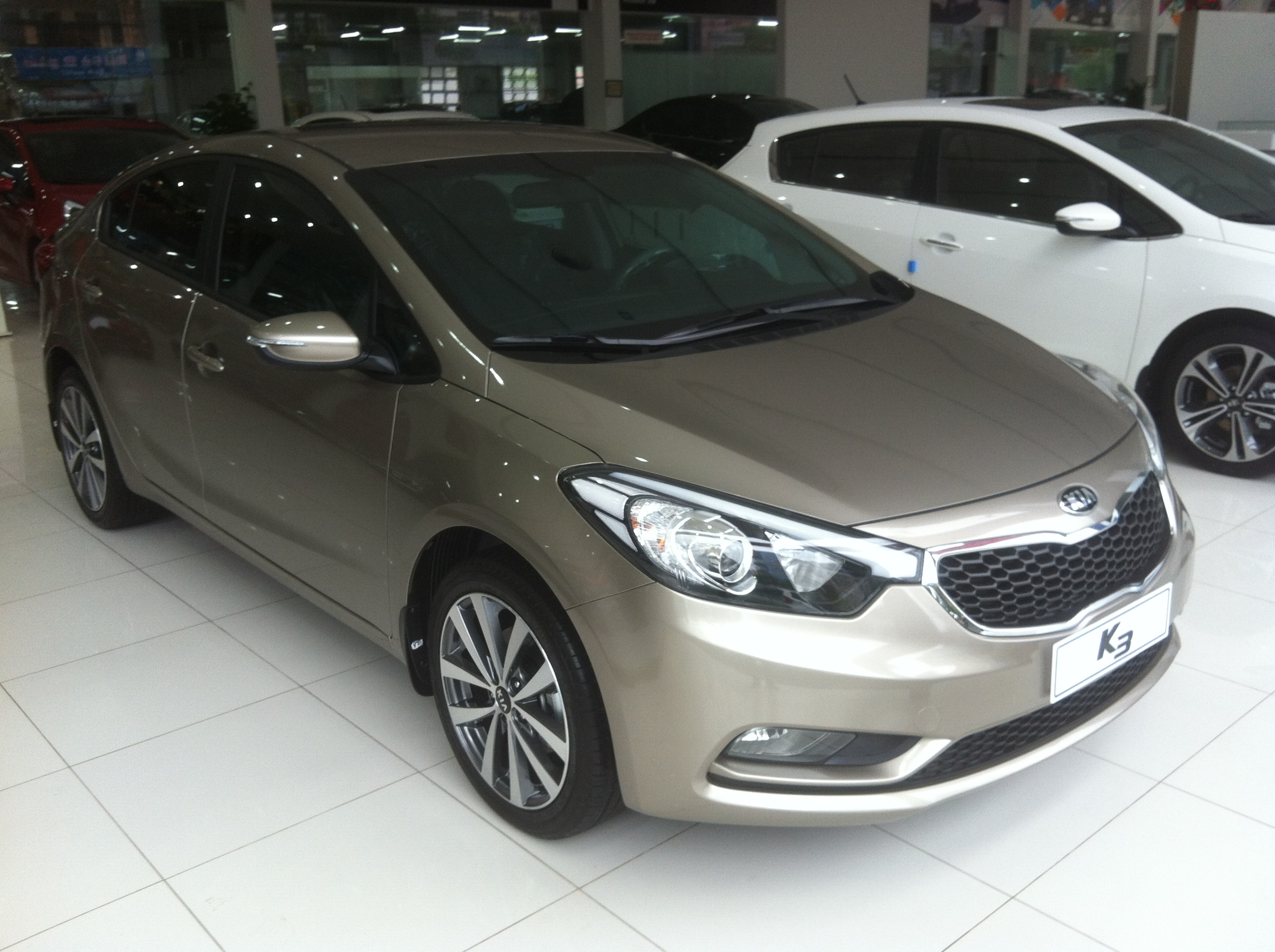 2015 Kia K3 Pictures Information And Specs Auto
