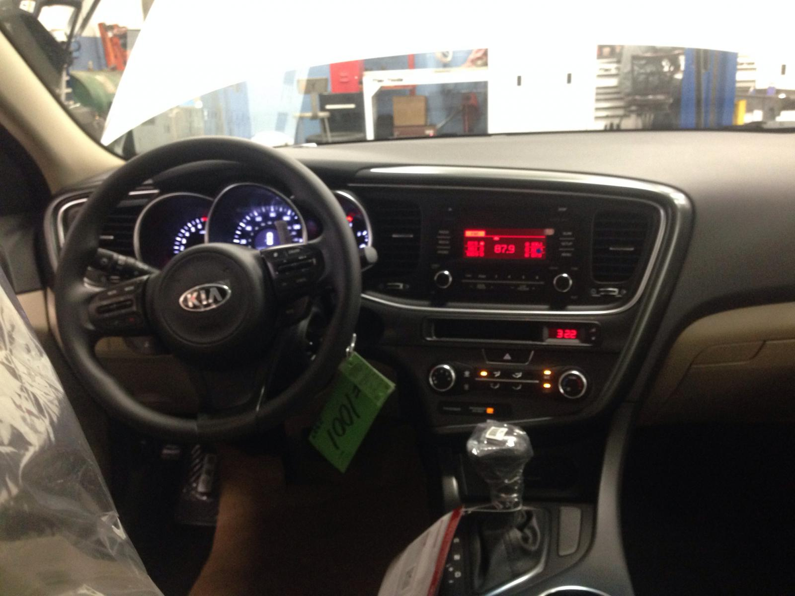 2015 Kia K5 – pictures, information and specs - Auto ...