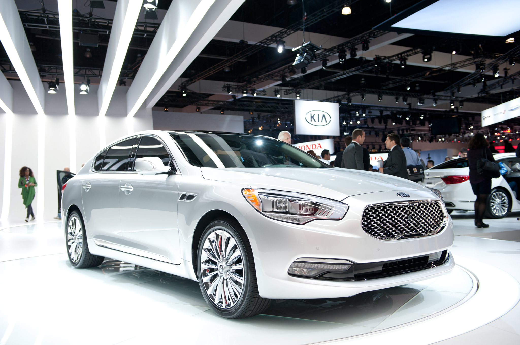 2015 Kia K9 – pictures, information and specs - Auto ...