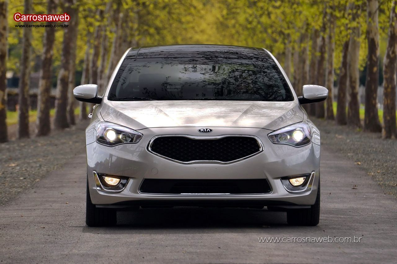 2016 Kia Opirus   pictures, information and specs - Auto-Database.com
