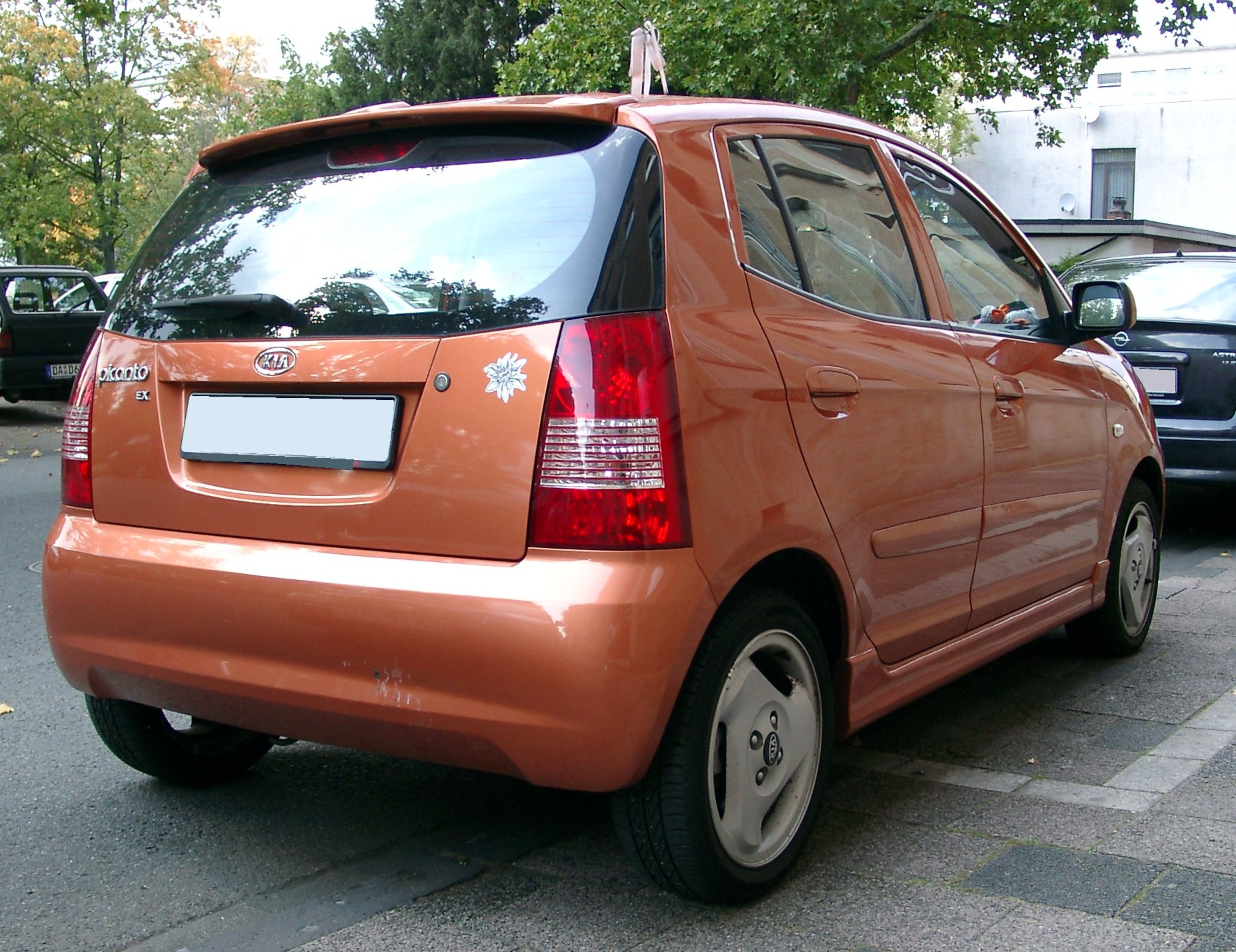 2007 kia picanto pictures information and specs auto. Black Bedroom Furniture Sets. Home Design Ideas