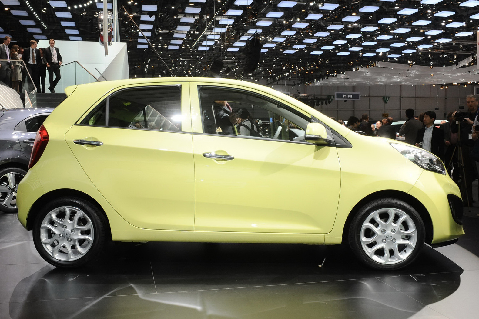 2012 kia picanto ii pictures information and specs auto. Black Bedroom Furniture Sets. Home Design Ideas
