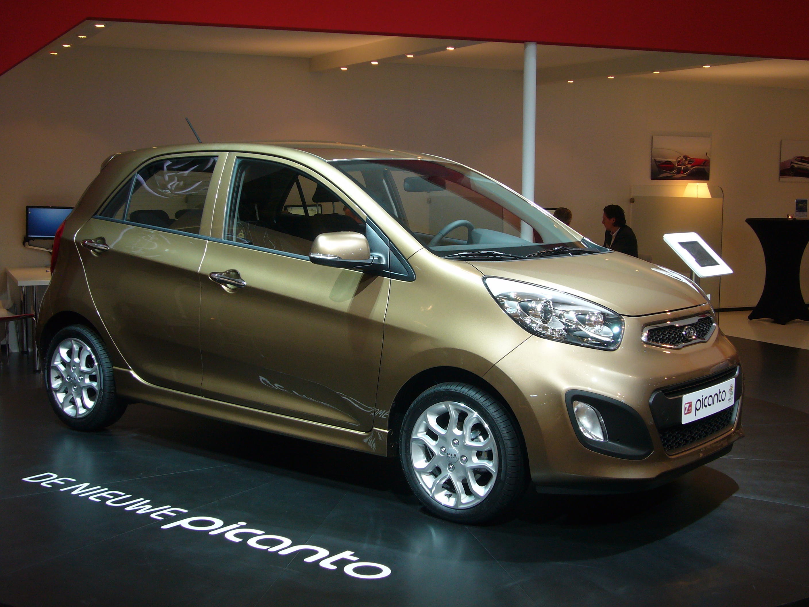 2014 kia picanto ii pictures information and specs auto. Black Bedroom Furniture Sets. Home Design Ideas