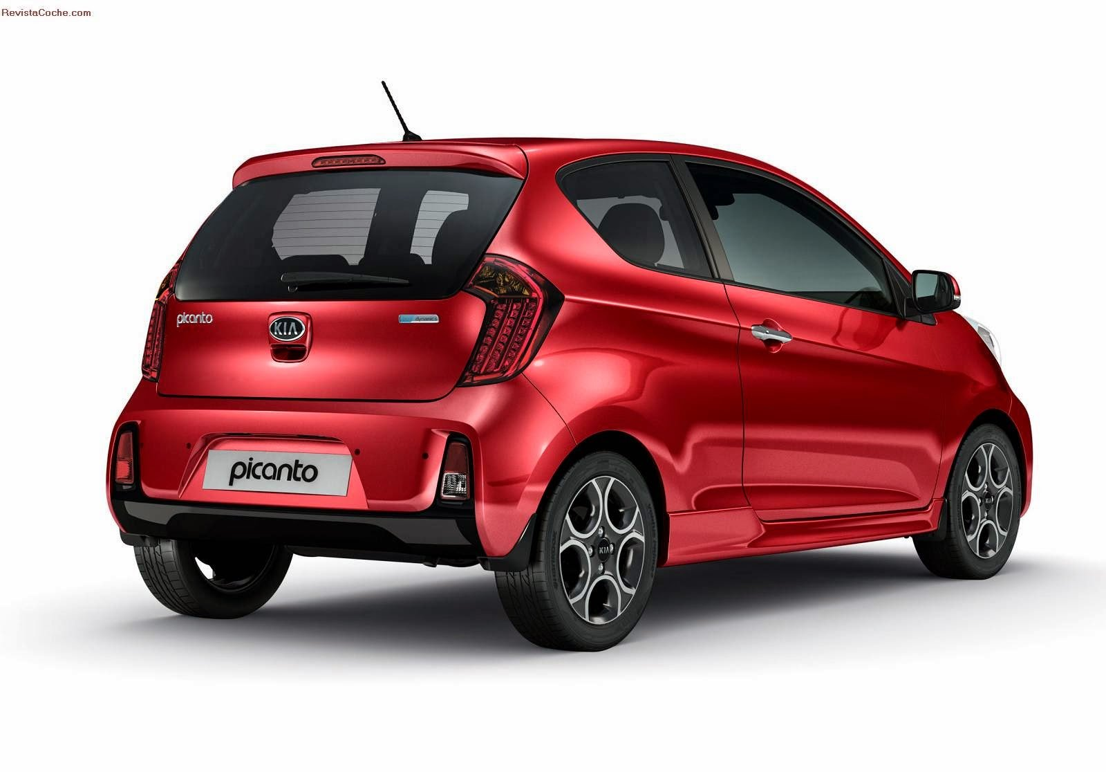 2016 kia picanto ii pictures information and specs auto. Black Bedroom Furniture Sets. Home Design Ideas