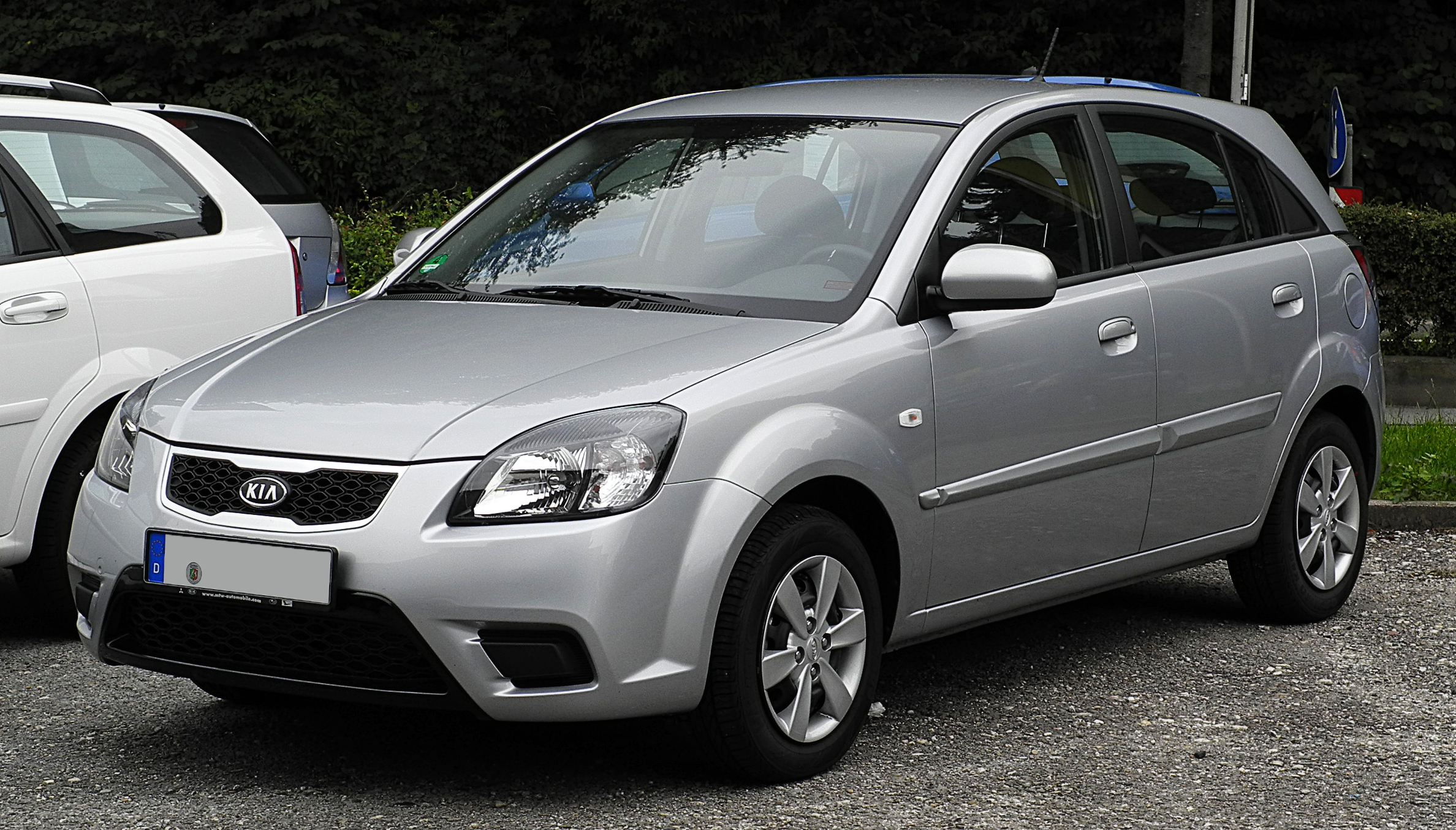 2014 kia rio ii 2 pictures information and specs. Black Bedroom Furniture Sets. Home Design Ideas