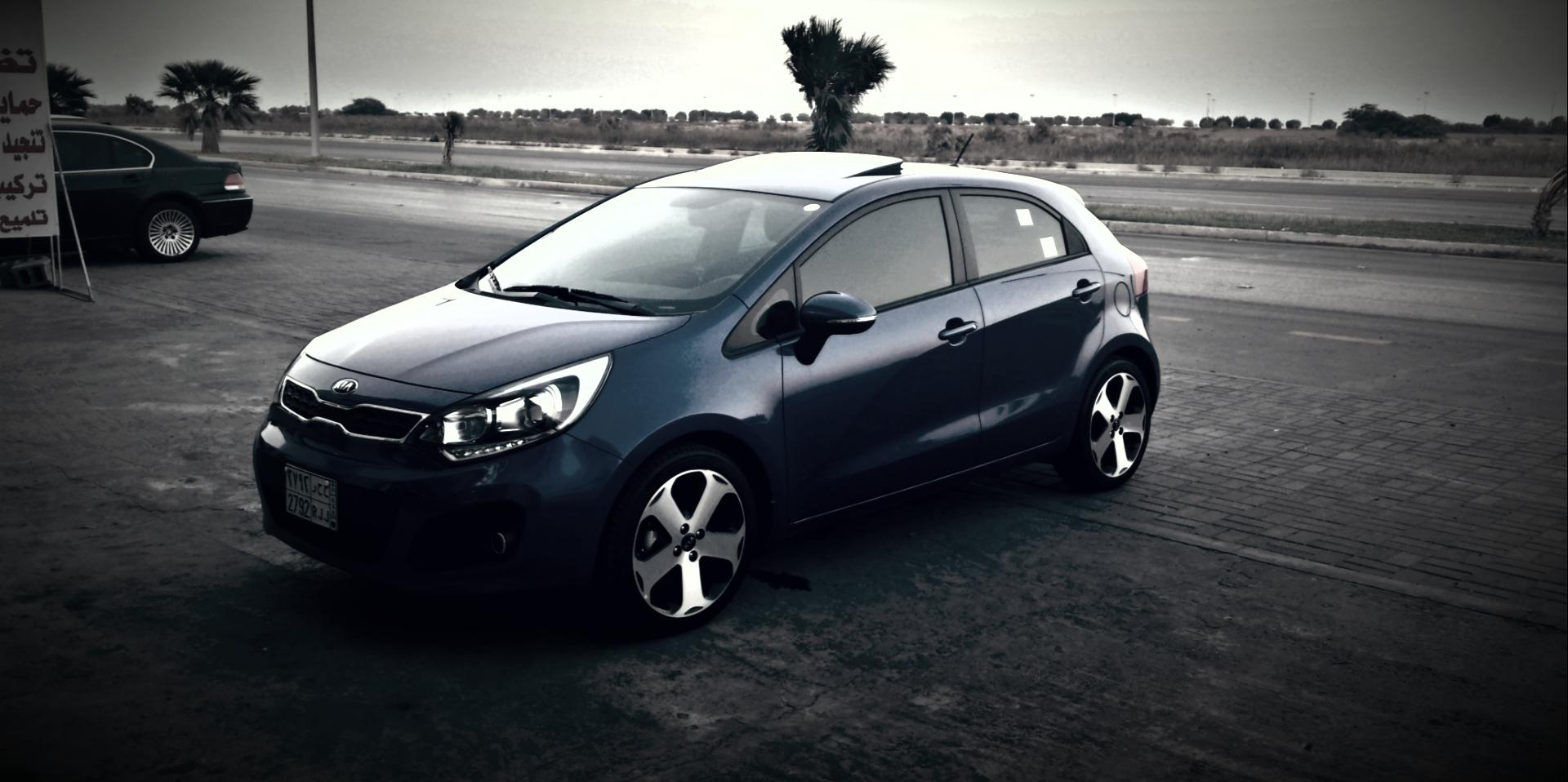 2014 Kia Rio Ii Hatchback Pictures Information And