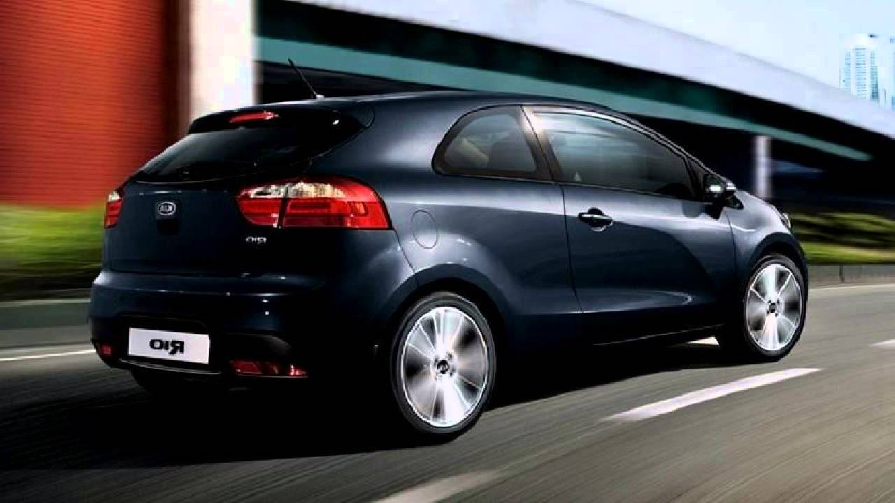 2016 Kia Rio Ii Hatchback Pictures Information And