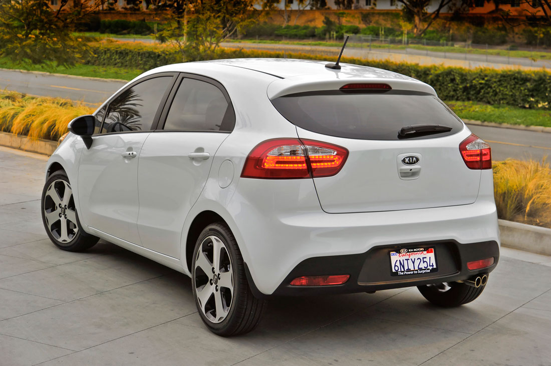 2013 kia rio iii 3 pictures information and specs auto. Black Bedroom Furniture Sets. Home Design Ideas