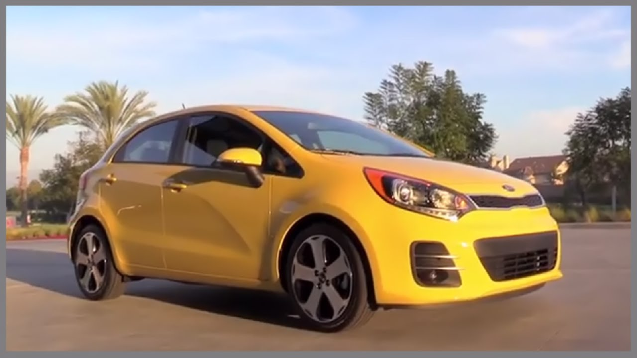 2016 kia rio iii hatchback pictures information and. Black Bedroom Furniture Sets. Home Design Ideas