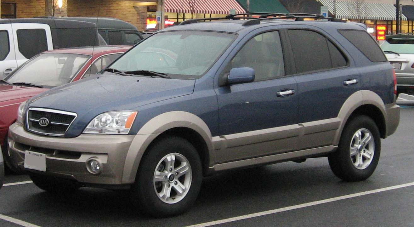 2003 kia sorento pictures information and specs auto. Black Bedroom Furniture Sets. Home Design Ideas