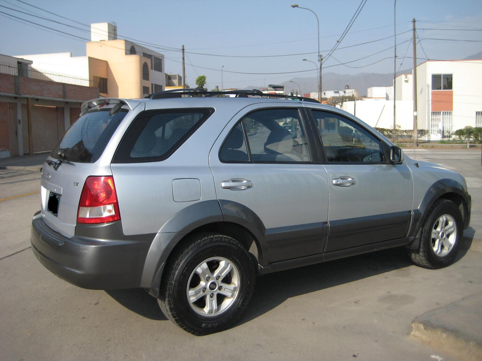 2004 kia sorento pictures information and specs auto. Black Bedroom Furniture Sets. Home Design Ideas