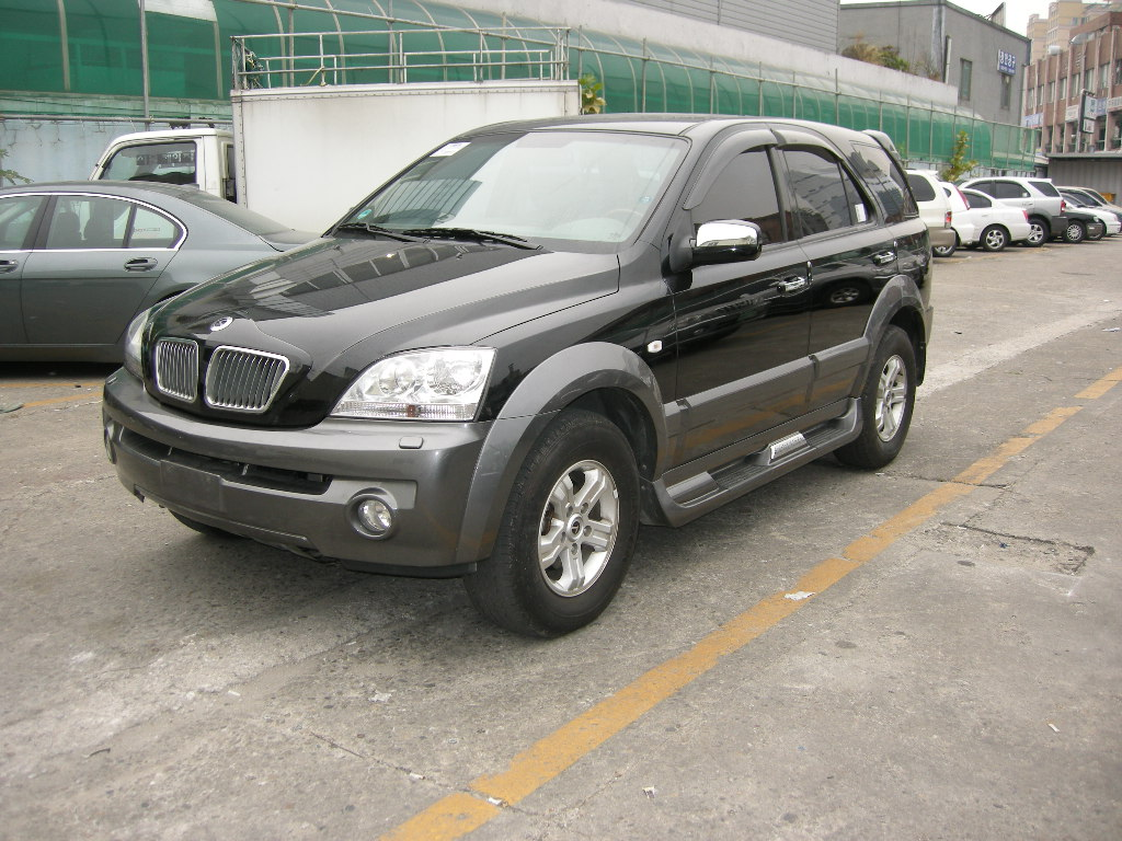 2005 kia sorento pictures information and specs auto. Black Bedroom Furniture Sets. Home Design Ideas