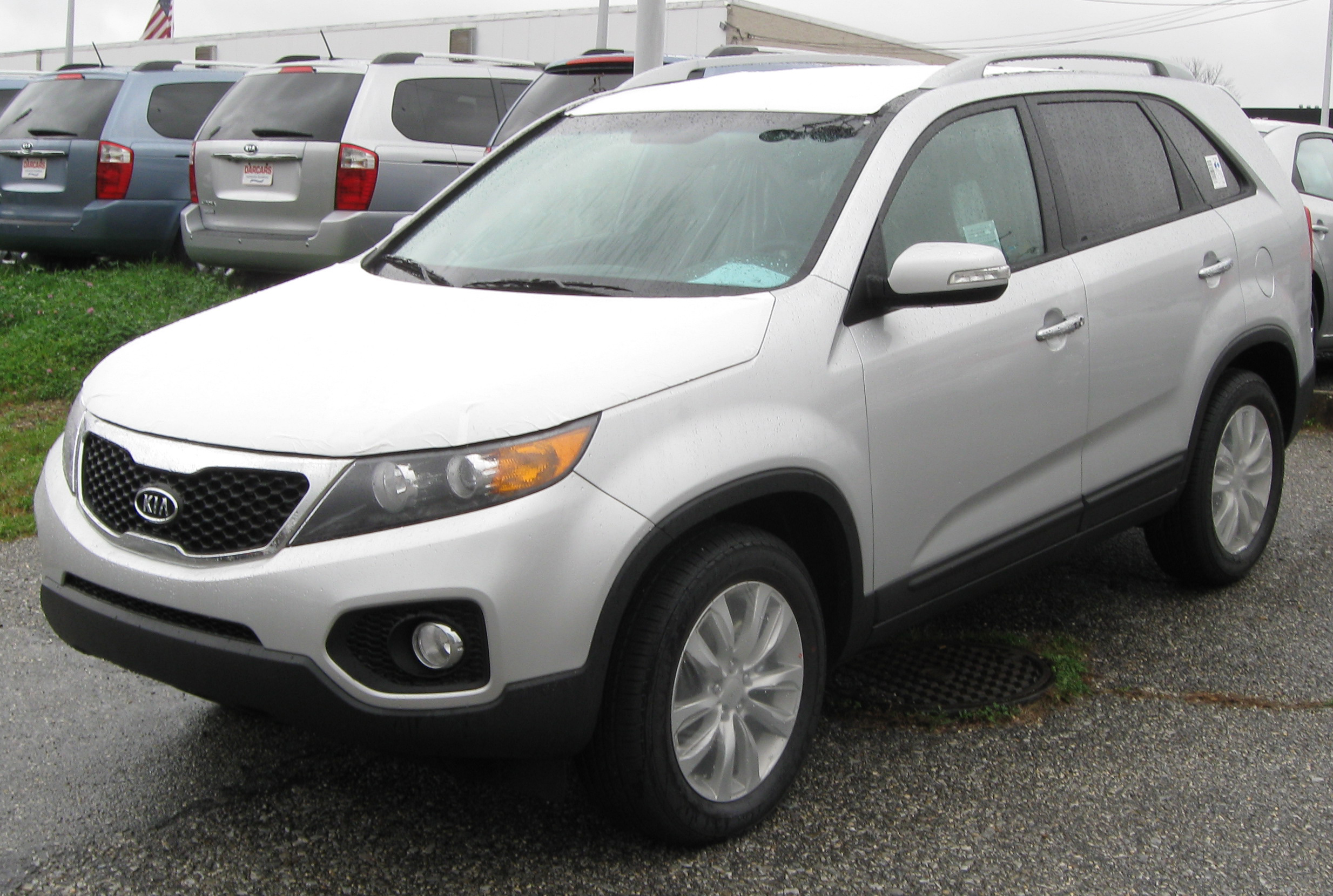 2011 kia sorento ii pictures information and specs auto. Black Bedroom Furniture Sets. Home Design Ideas