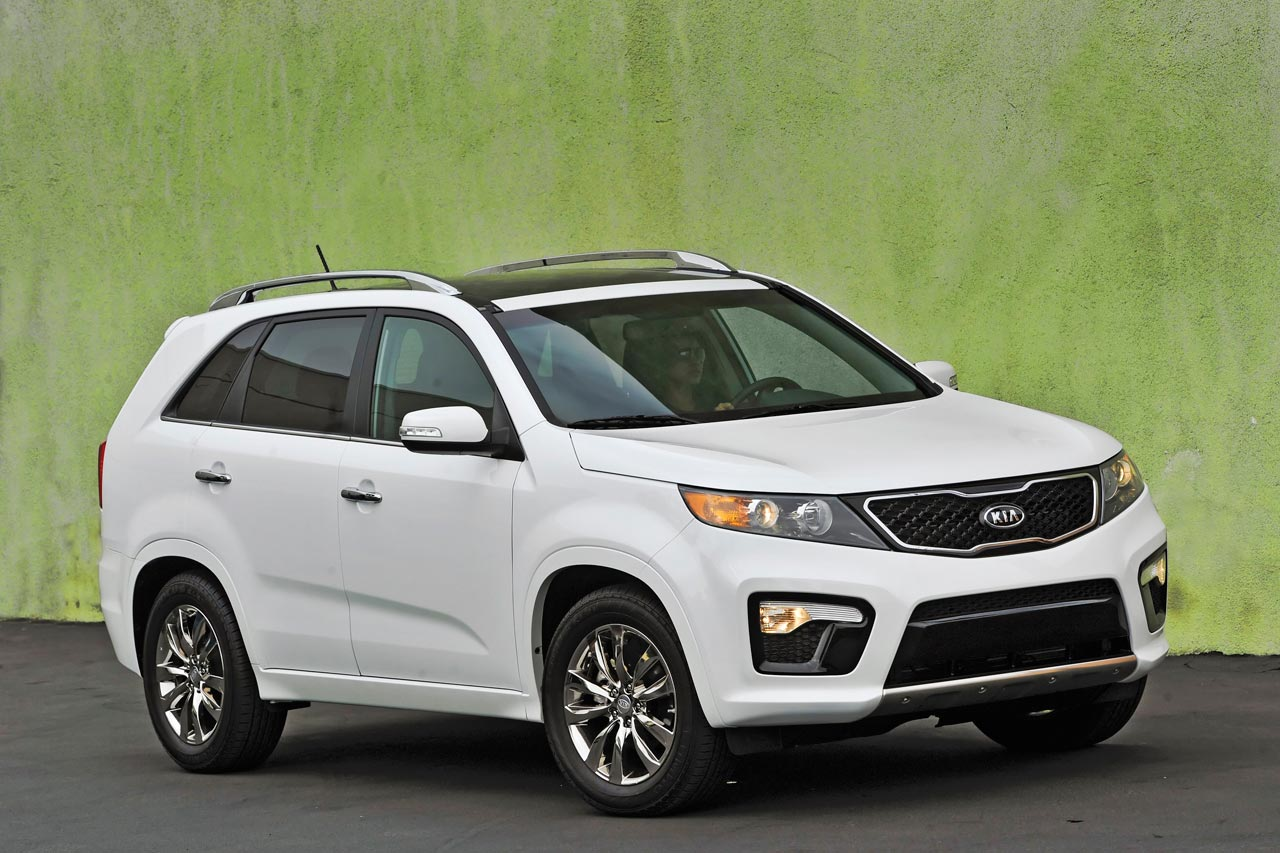 2012 kia sorento ii pictures information and specs auto. Black Bedroom Furniture Sets. Home Design Ideas