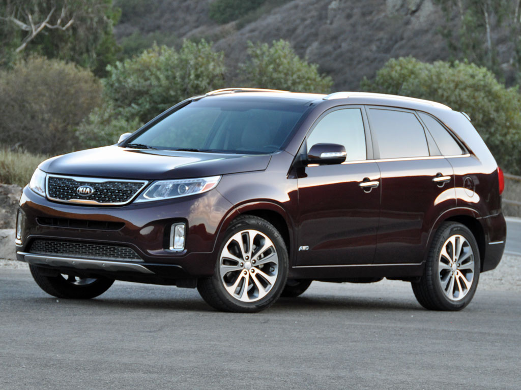 2015 kia sorento ii pictures information and specs. Black Bedroom Furniture Sets. Home Design Ideas
