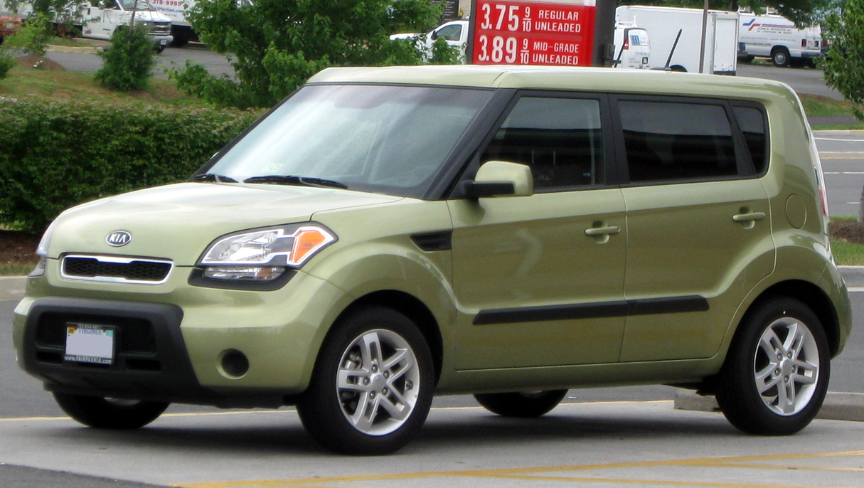 Kia Soul   pictures, information and specs - Auto-Database.com