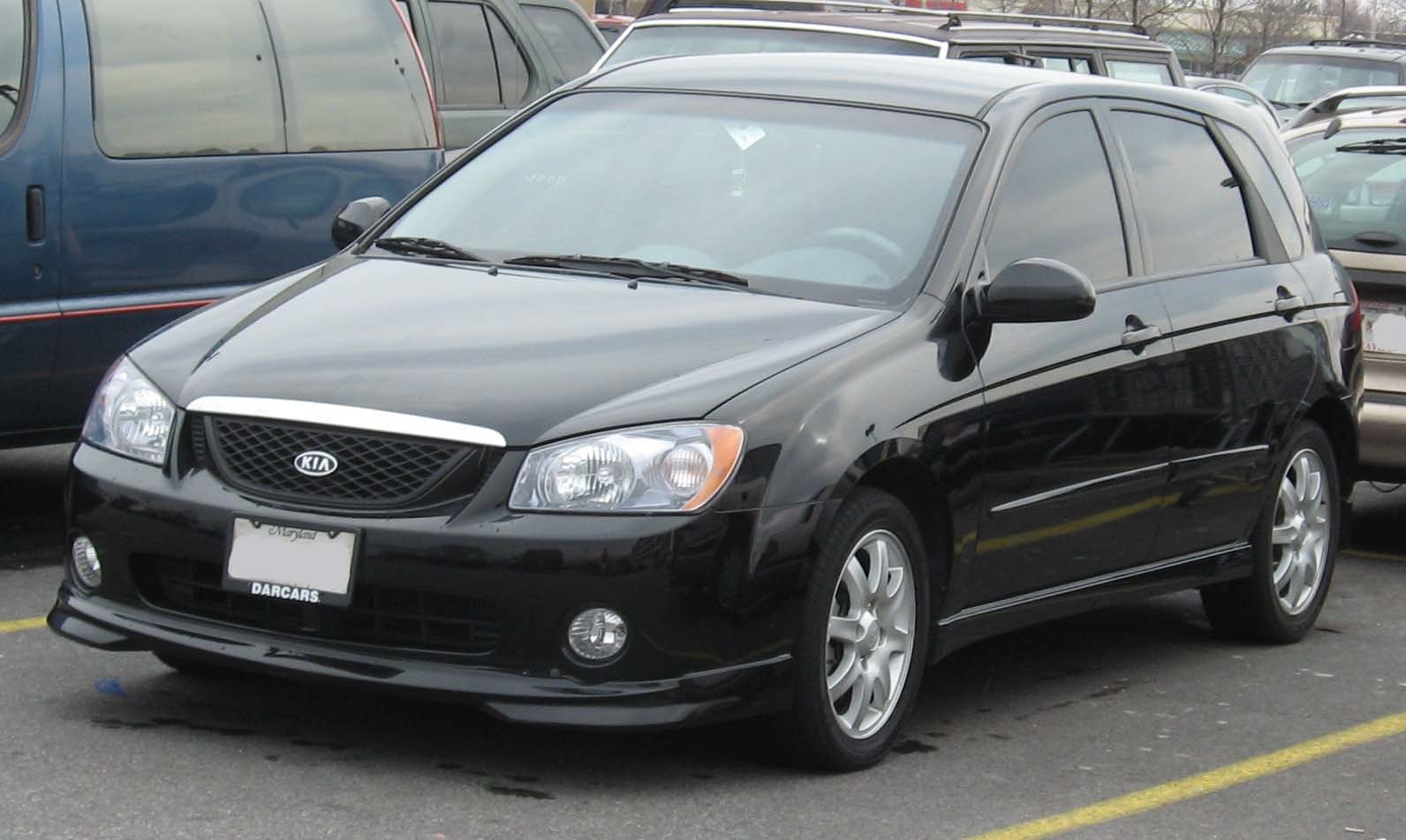 2006 kia spectra pictures information and specs auto. Black Bedroom Furniture Sets. Home Design Ideas