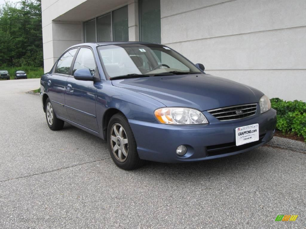 2003 kia spectra i pictures information and specs. Black Bedroom Furniture Sets. Home Design Ideas