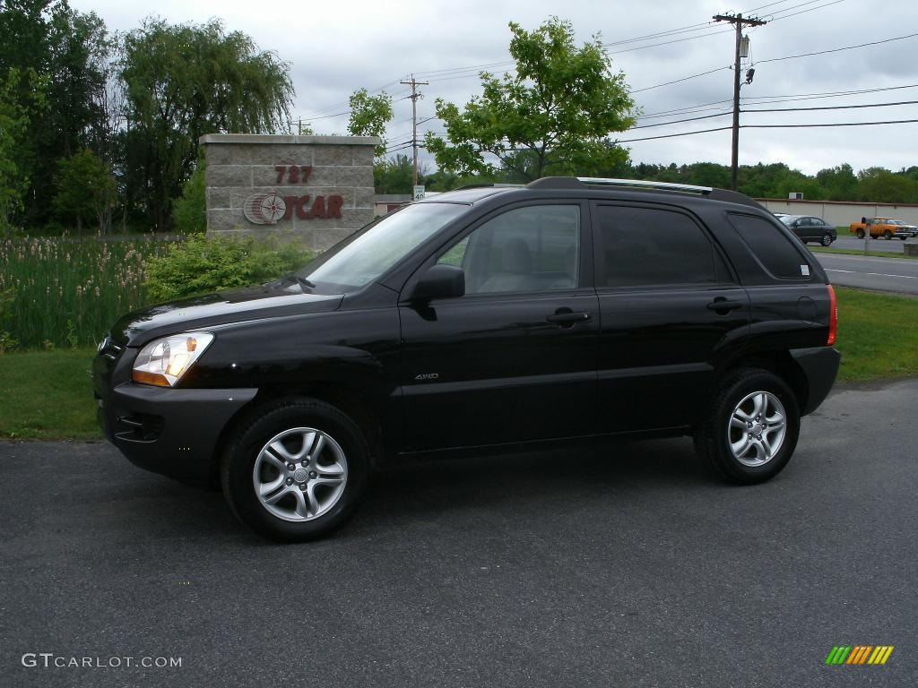2007 kia sportage ii pictures information and specs auto. Black Bedroom Furniture Sets. Home Design Ideas