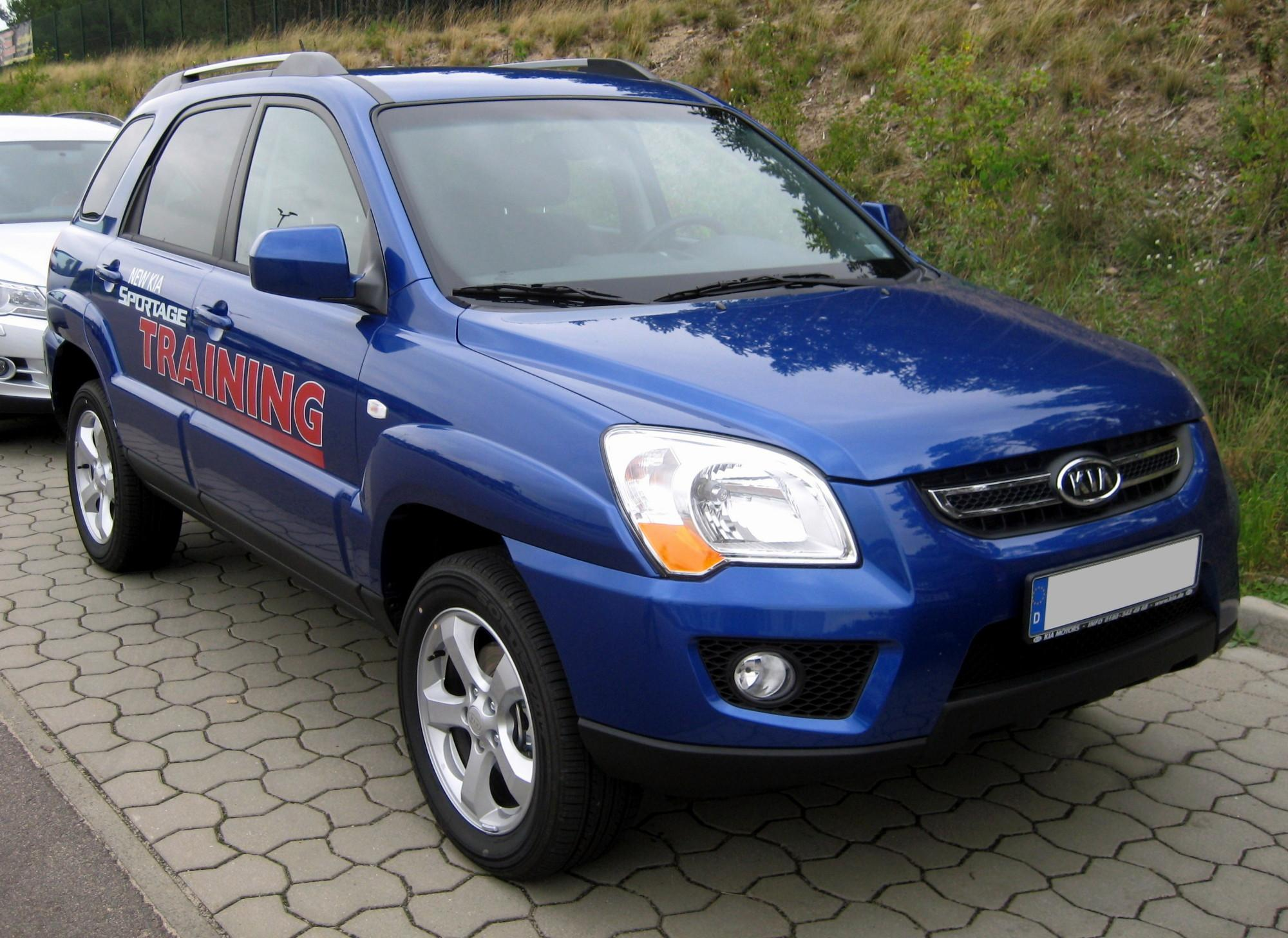 2008 Kia Sportage Ii Pictures Information And Specs Auto Car Dashboard 08 7