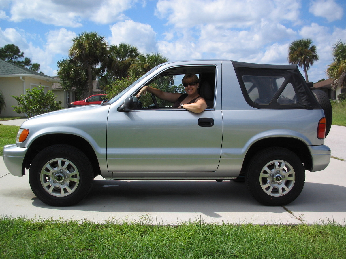 1998 Kia Sportage Soft Top Ja Pictures Information And Specs Wiring Diagram 98 Wallpaper 9