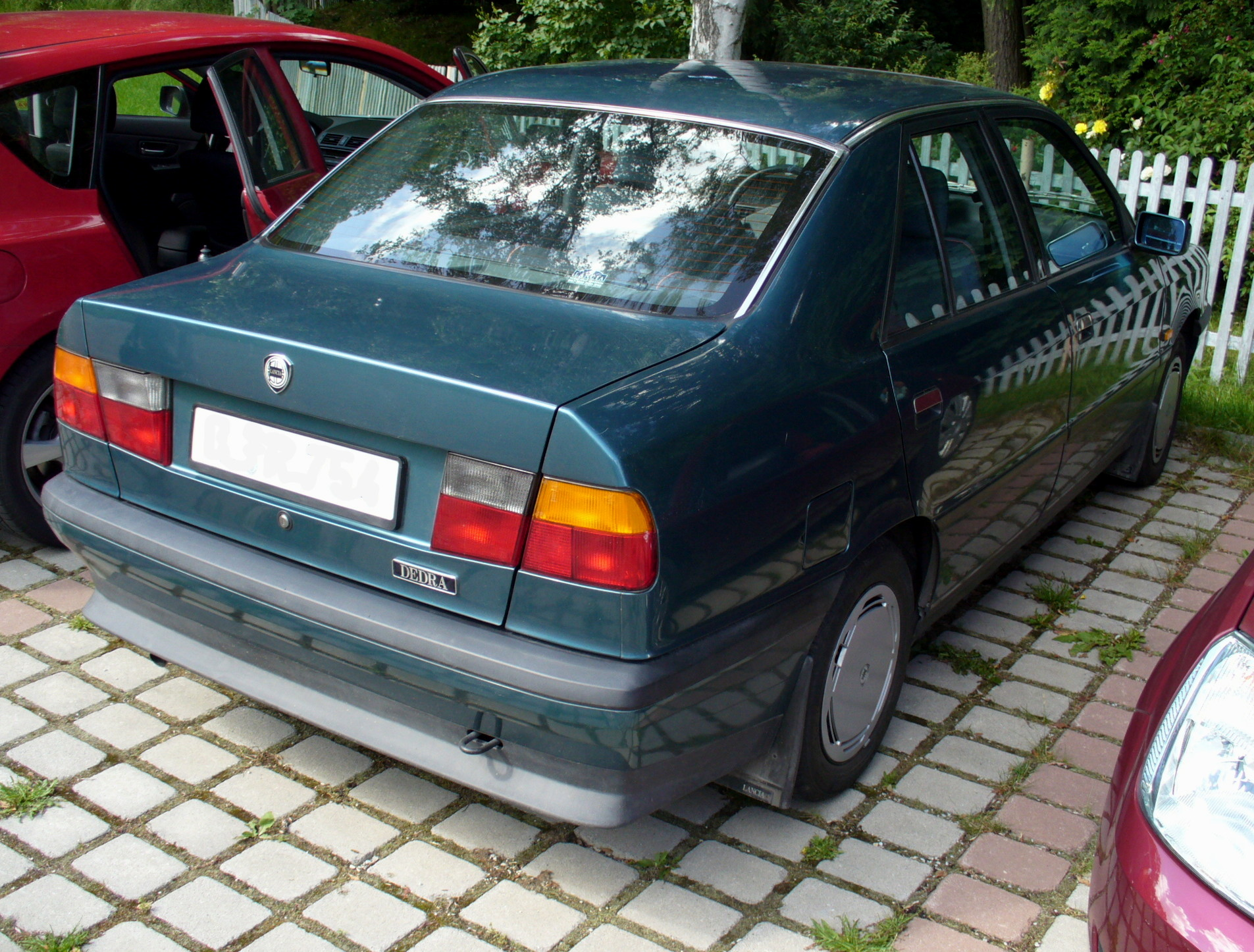 1994 Lancia Dedra station wagon (835) – pictures, information and ...