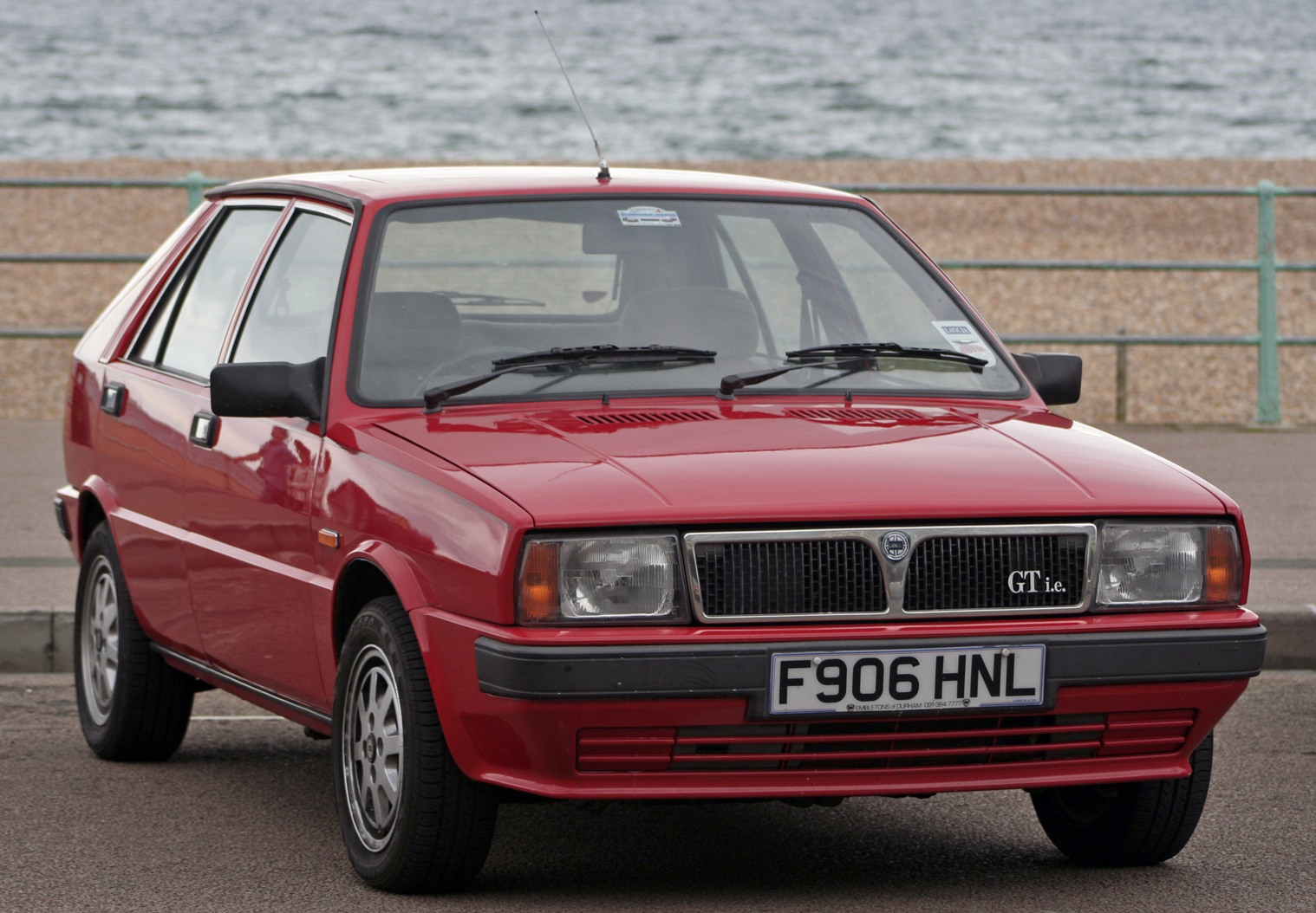 1990 Lancia Delta i (831 abo) – pictures, information and specs ...
