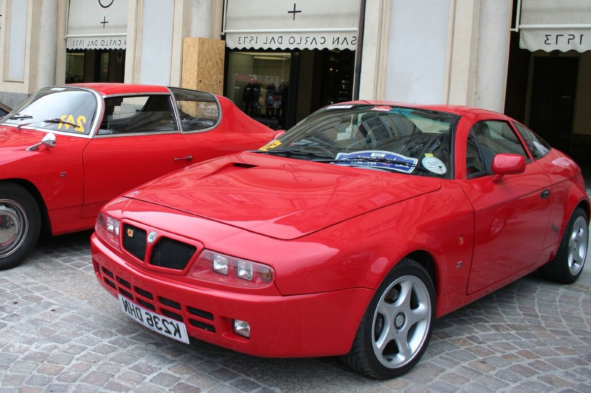 1995 Lancia Hyena   pictures, information and specs - Auto