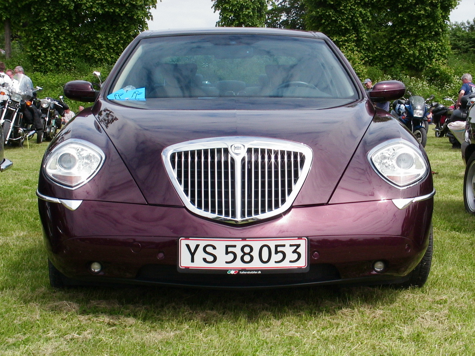 2007 Lancia Thesis – pictures, information and specs - Auto-Database.com