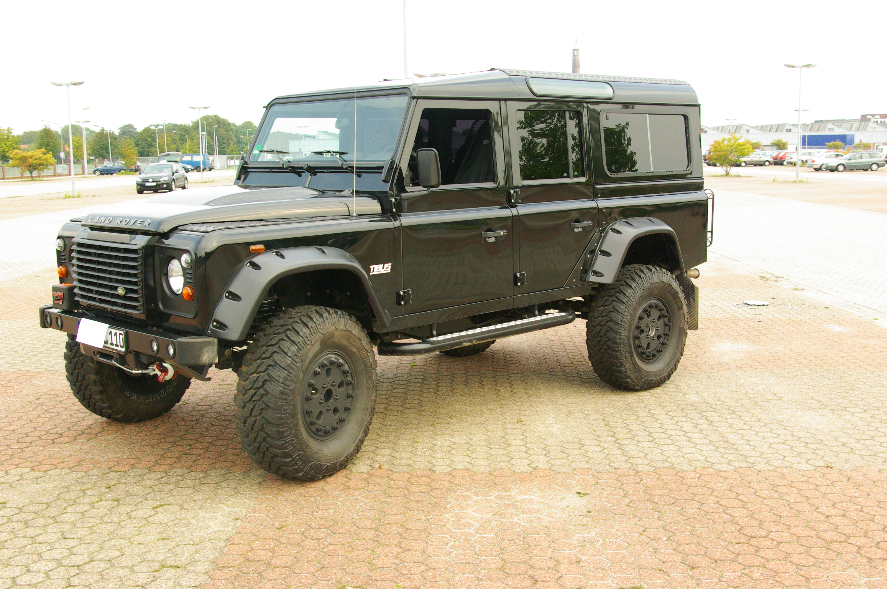 1994 Land Rover Defender 110 Pictures Information And Specs
