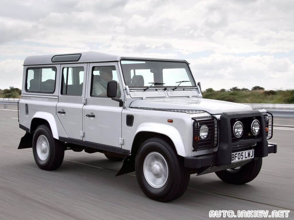 2002 land rover defender 110 pictures information and specs auto. Black Bedroom Furniture Sets. Home Design Ideas