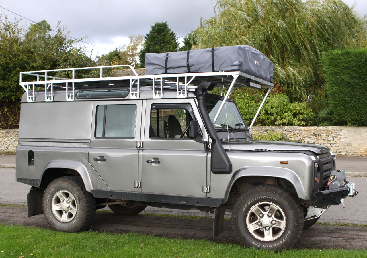 2006 land rover defender 110 pictures information and specs auto. Black Bedroom Furniture Sets. Home Design Ideas