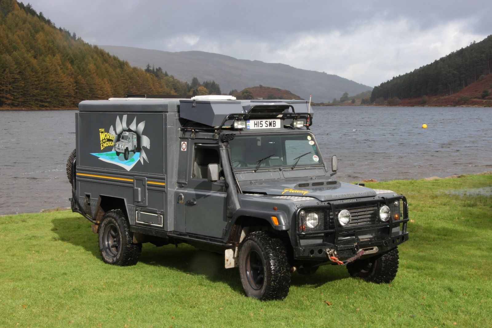 1996 land rover defender 130 pictures information and specs auto. Black Bedroom Furniture Sets. Home Design Ideas