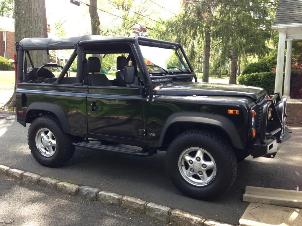 How To Remove 1995 Land Rover Defender 90 Dash Board