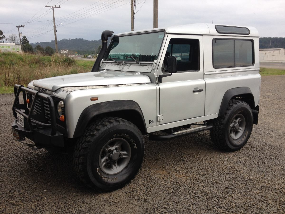 2003 Land Rover Defender 90 Pictures Information And