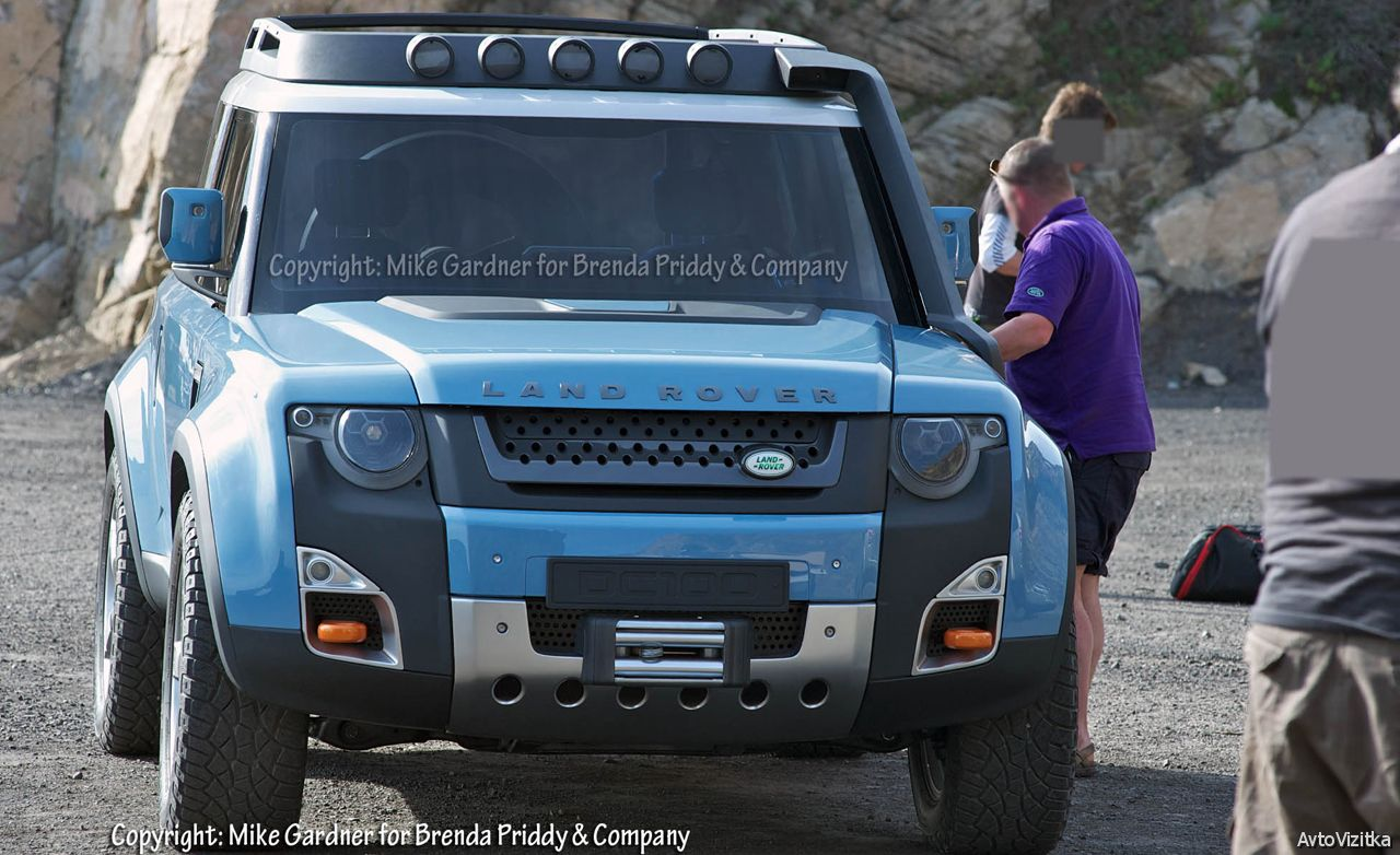 2015 Land Rover Defender Usa Concept Release Date Specs